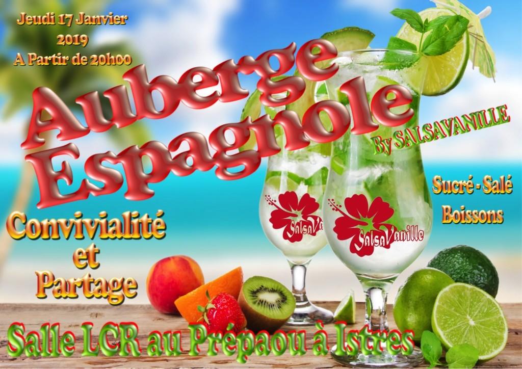 Auberge Espagnole 2018-2019-2
