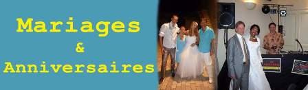 Banniere Mariage