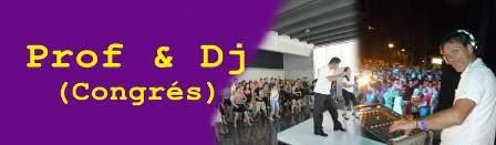 Banniere Profs et dj congré