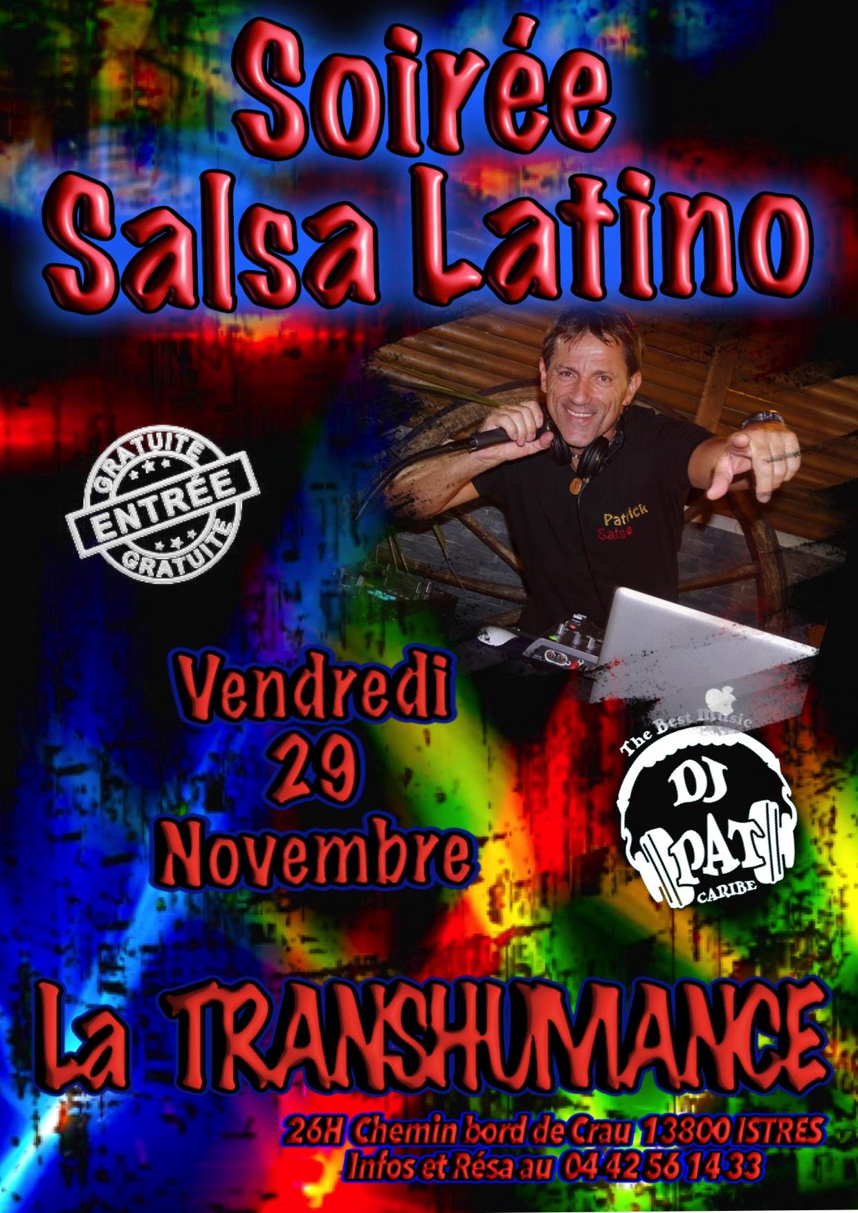 Flyer Salsa Novembre 2019