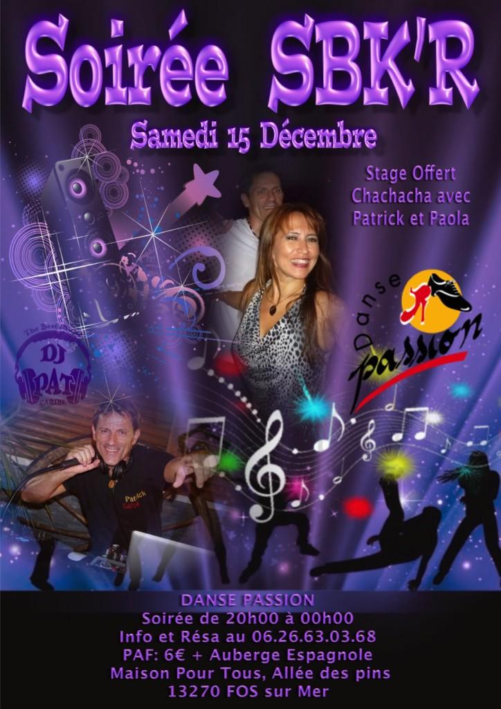 Flyer Soirée Dec-Bis 2018