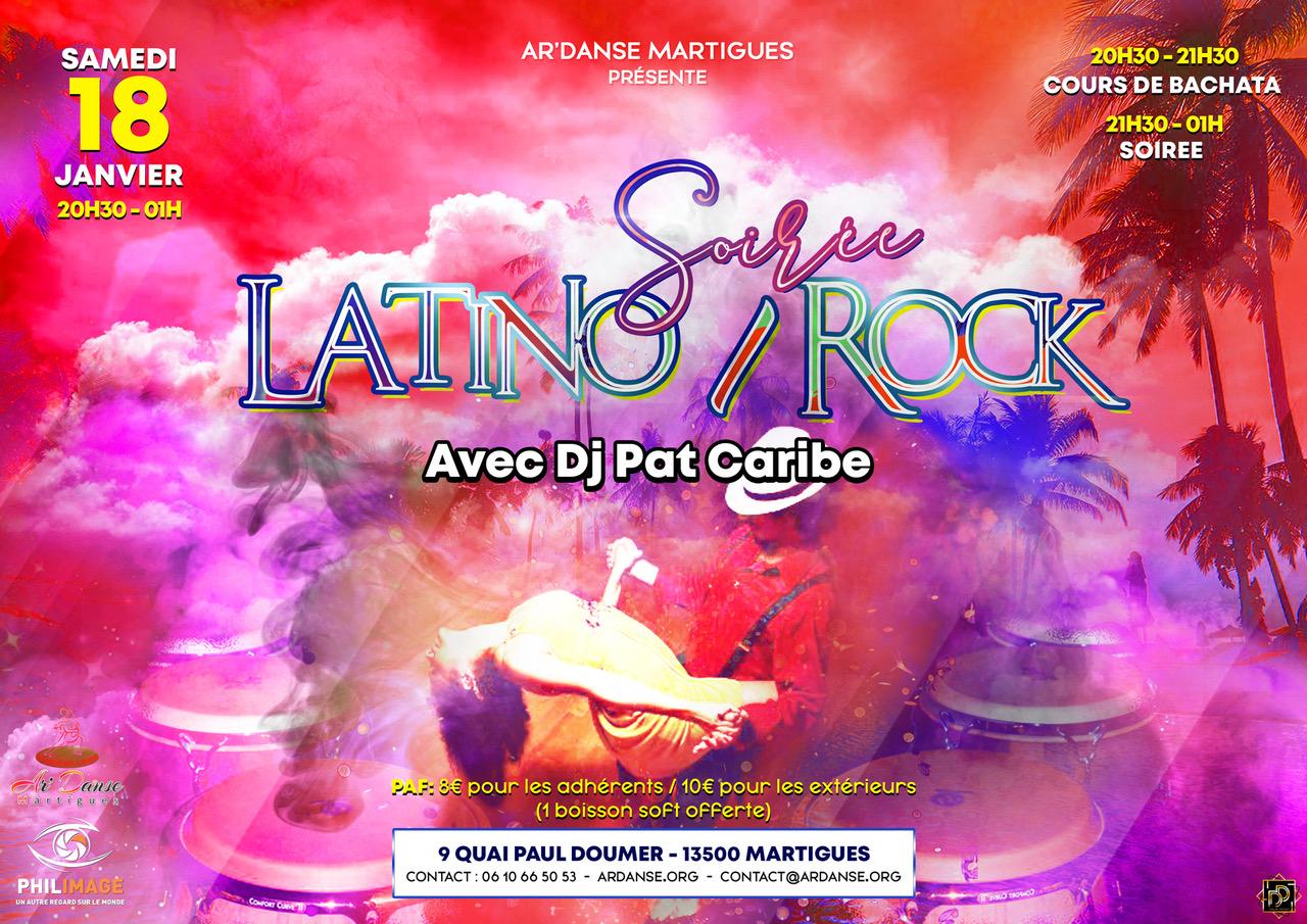 latino-rock 18 Janv