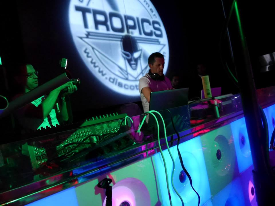 DJ Lloret Disco tropic