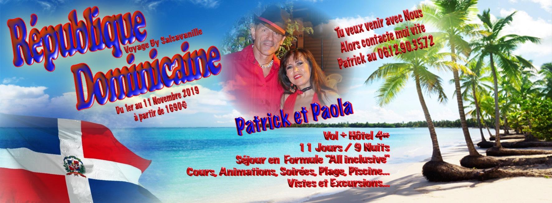 Flyer Rep Dom Prof FB Patrick et Paola